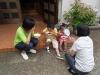 2009.7.18 ハレルヤキッズ かき氷を食べよう!