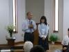 2012.4.29 木村宣雄師の牧師就任式